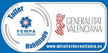 Taller Habilitado Generalitat Valenciana
