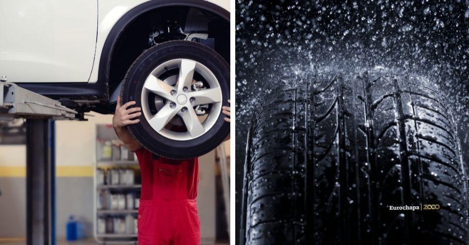 Son muchos los factores que determinan cuando es necesario cambiar los neumáticos