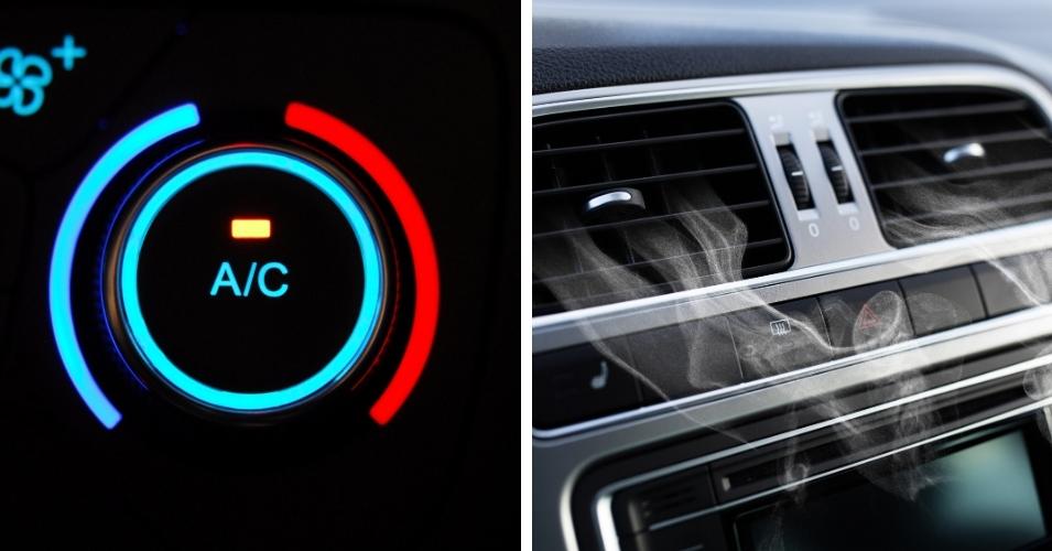 Averías comunes en el climatizador de un automóvil