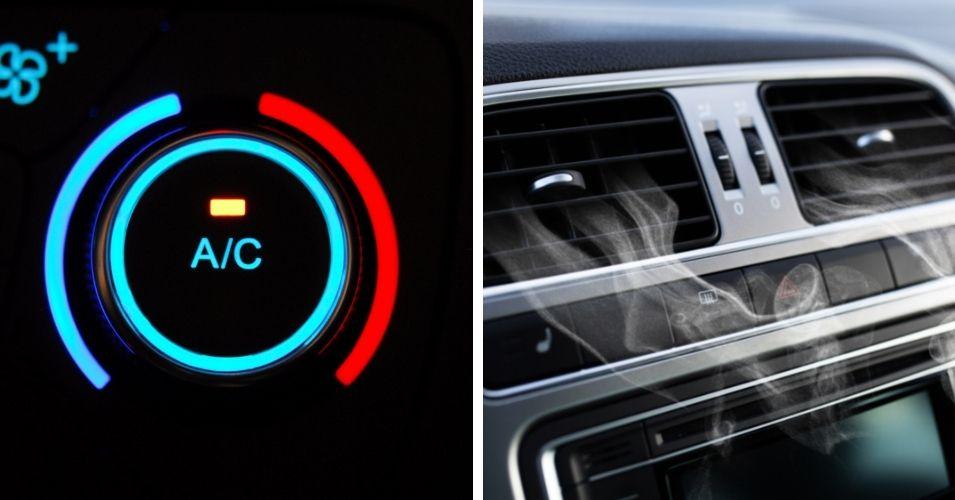 Las averías más comunes en el climatizador del automóvil