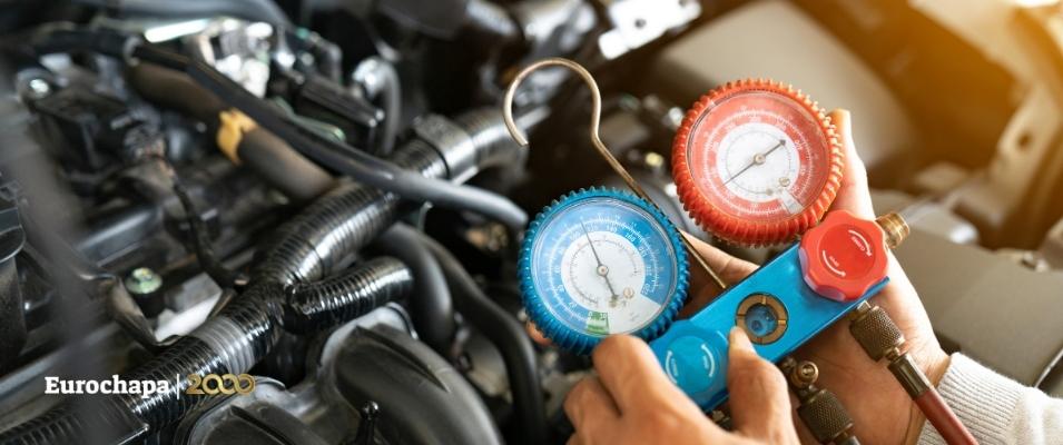 Conoce cuales son las principales averías del aire acondicionado coche