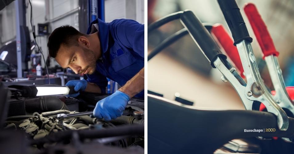 Distintos problemas del sistema eléctrico del coche