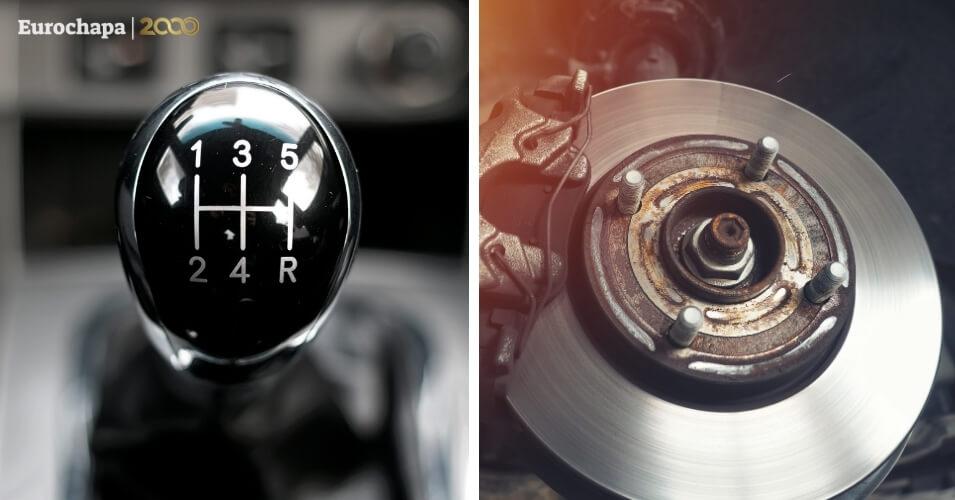 Frenos y caja de cambios, aprende sobre la mecánica básica del coche