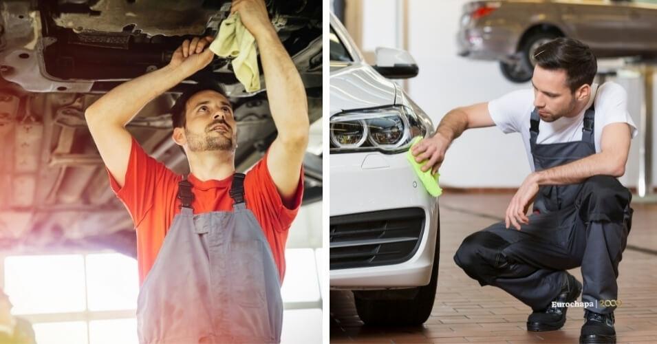 Aprender a hacer un buen mantenimiento preventivo del coche para evitar futuras averías